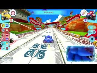 Sonic racing - official apple arcade teaser