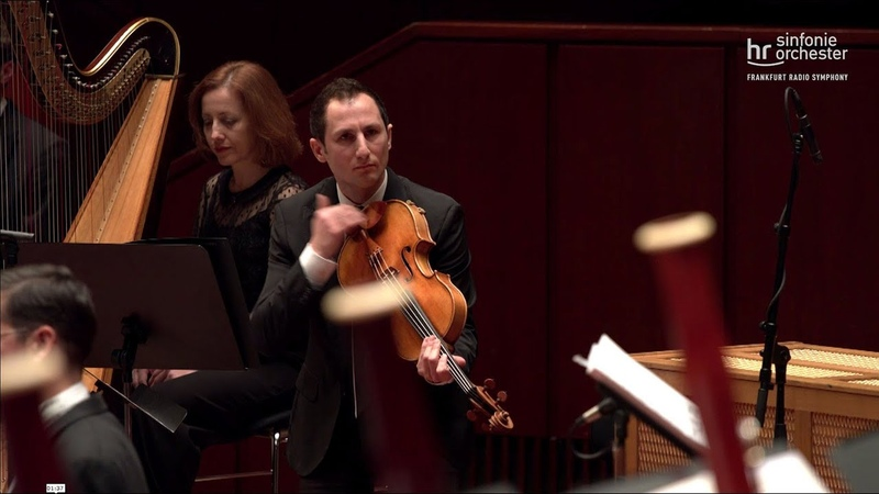 Widmann Viola Concerto ∙ hr-Sinfonieorchester ∙ Antoine Tamestit ∙ Andrés Orozco-Estrada