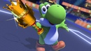 Yoshi the Fierce Mario Tennis Aces