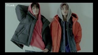[1stLook Vol. 184] 게스(GUESS)와 함께 완성한 NCT 127 태용(TAE YONG), 마크(MARK)의 패션 모먼트