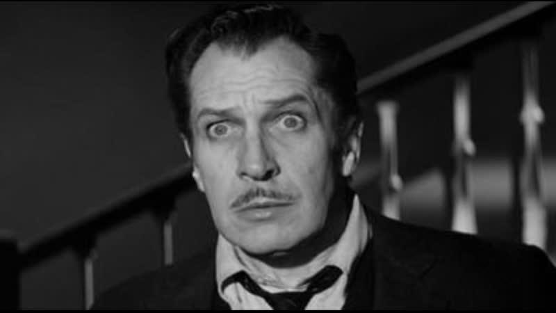 The Last Man on Earth 1964 / Последний человек на Земле HD 720 (rus) Vincent Price