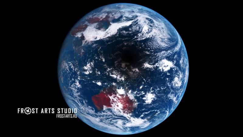 Проект - Орбита 09.03.2016 \ Солнечное затмение \ frostarts.ru \