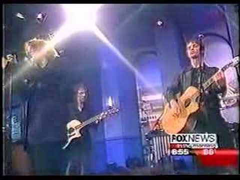 Stabbing Westward SO FAR AWAY HAPPY live acoustic TV