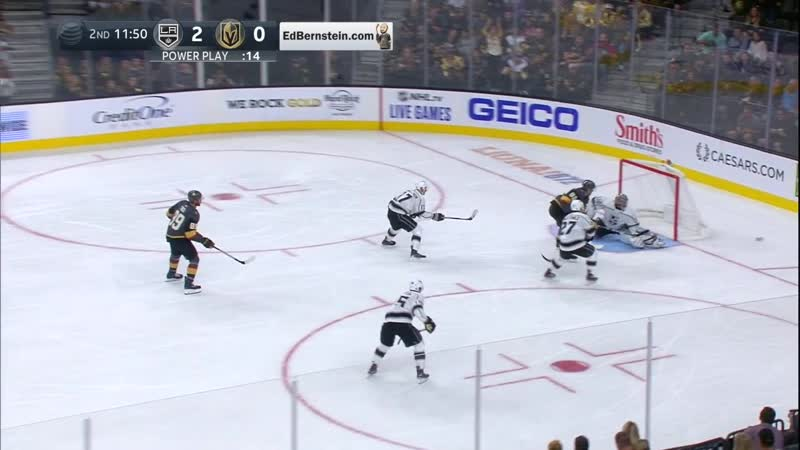 NHL 2019-20 PS 27.09.2019 Los Angeles Kings @ Vegas Golden Knights