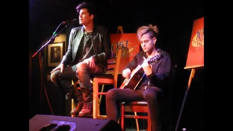 US RADIO PROMO - 2012-03-26 - 105.1 The Buzz (Portland) - Cuckoo