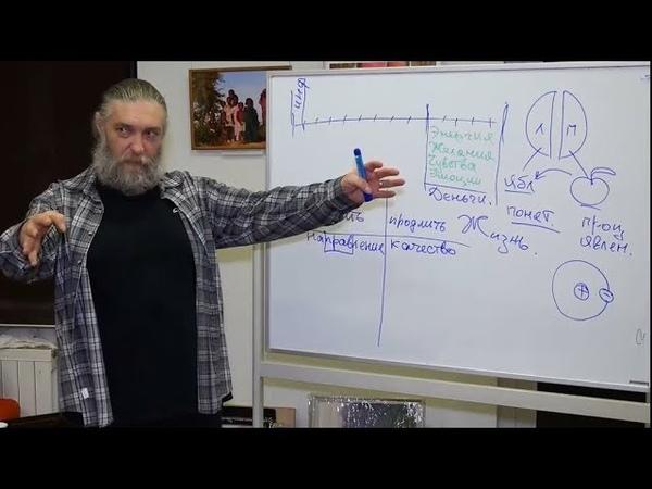 Алексей Капранов лекторий по теме Мужчина и Женщина