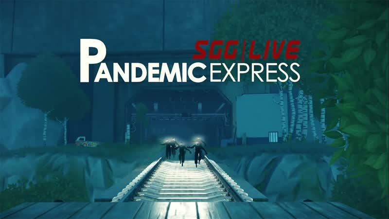Pandemic Express Умчать на поезде под ружейную канонаду или быть съеденным