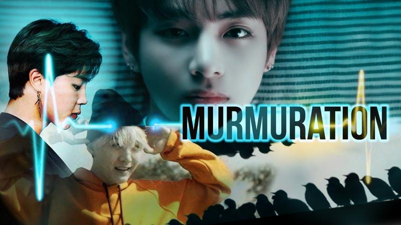 BTS [Murmuration] ○ Fanfic Trailer (Mystery/Superpower!AU)