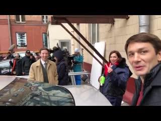 ИП Пирогова: как проходят съемки (Александр Константинов)