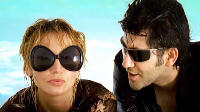 Авраам Руссо и Кристина Орбакайте - Просто любить тебя | 2003 год | клип [Official Video] HD