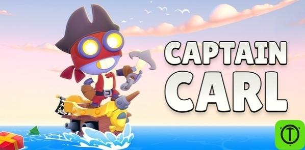 Кaпитaн Кaрл в Игрe!
