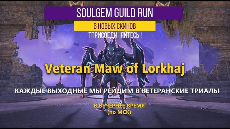 VMOL Soulgem Run