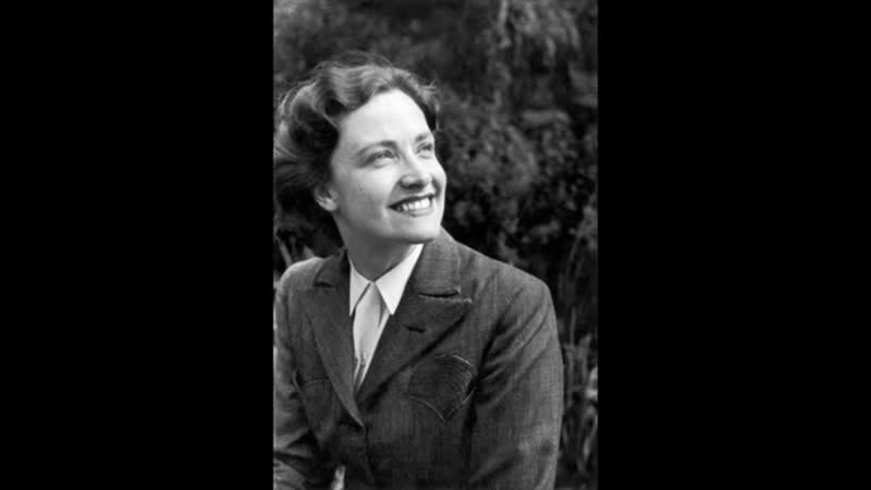 Kathleen Ferrier Sings 18 Songs Folksongs 2 sides of mono Lp [360p]