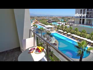 Port river hotel spa ultra all inclusive hotel holiday in side antalya