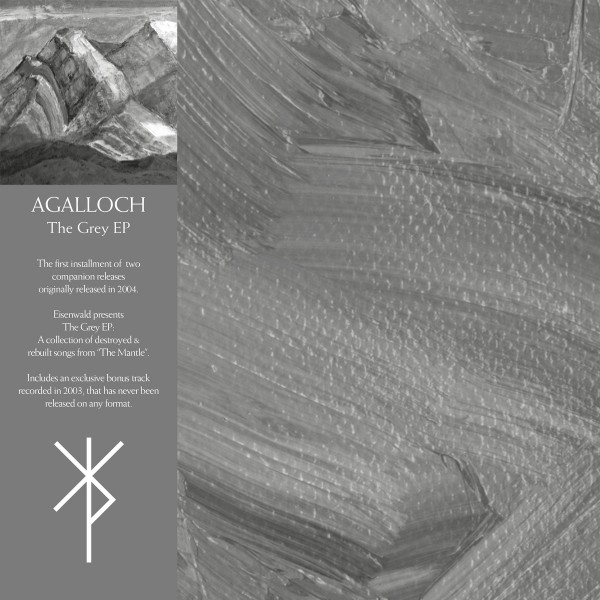 Agalloch - The Grey (EP) (Remastered)