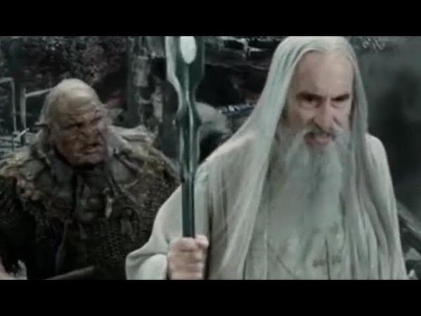 Saruman's DEMISE Uruk Hai fail at Helms Deep Fall of Isengard LOTR