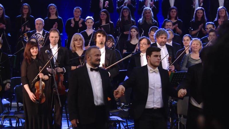 CITY OPERA 2017 19 Finalul concertului LAURA BRETAN SORIN LUPU Nessun Dorma