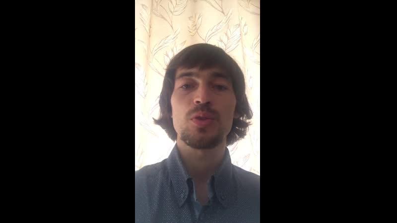 Видеоотзыв на тренинг Аделя Гадельшина от Тихонюка Игоря