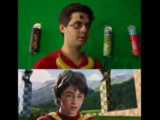 Гарри Поттер на минималках