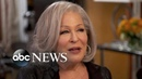 Why Bette Midler says she returned to 'Hello Dolly '