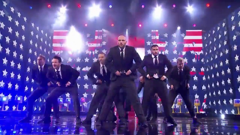 The Singing Trump: ALL 3 performances in AGT