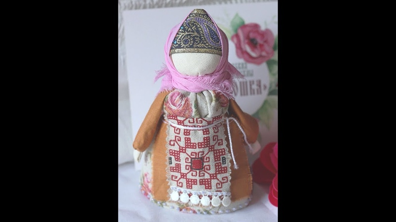 Мастер класс Русская Народная Кукла Интерьерная кукла в подарок на картонной тубе