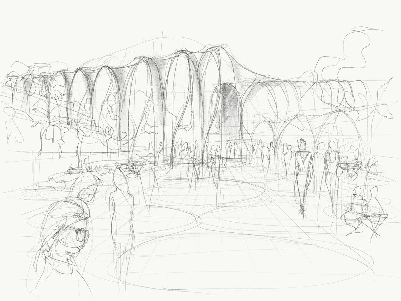 The Link Walkway \ Make Architects \ Chadstone, Australia
