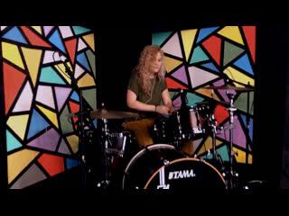 Anika Nilles - wild boy (drum cover)