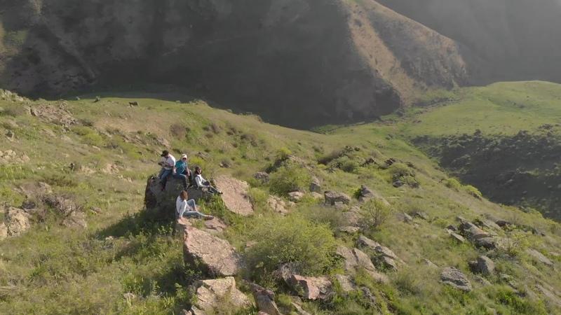Qazaqstan Ush Konyr Mountains