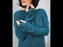 Вязаные Свитера Спицами 2019 Knitted Sweater Knitting Strickpullover stricken