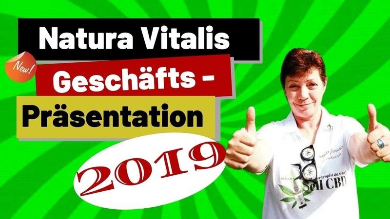 Natura Vitalis Geschäftspräsentation - 07.2019 - Was bekommst du bei Natura Vitalis