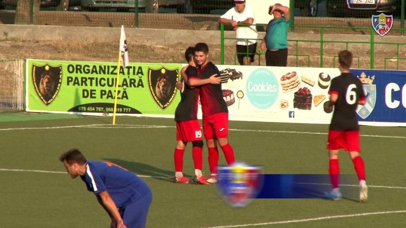 FC Ungheni 1 7 FC Zaria Divizia A 1 9 2019