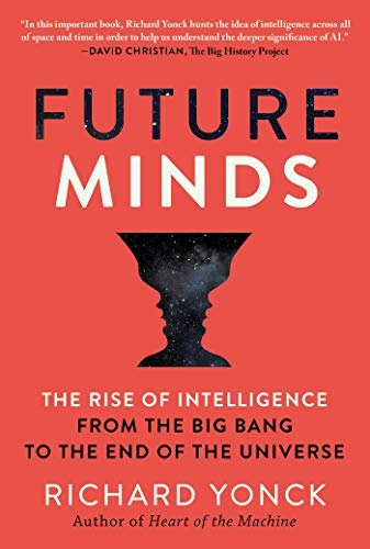Future Minds The Rise of Intelligence from the Big Bang to the End of the Universe