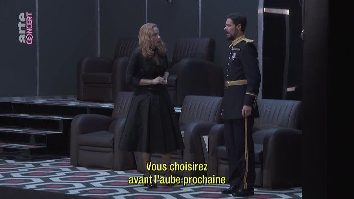 Don Carlo version française Opéra National de Paris 19 10 2017 Kaufmann Garanča Yoncheva Tézier