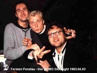 Torsten Fenslau - live  HR3 Clubnight