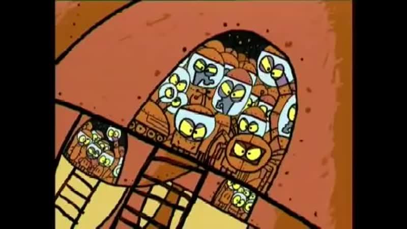 Букашки the bugs 2002