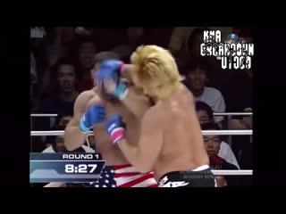 Don frye vs. yoshihiro takayama / дон фрай йошихиро такаяма