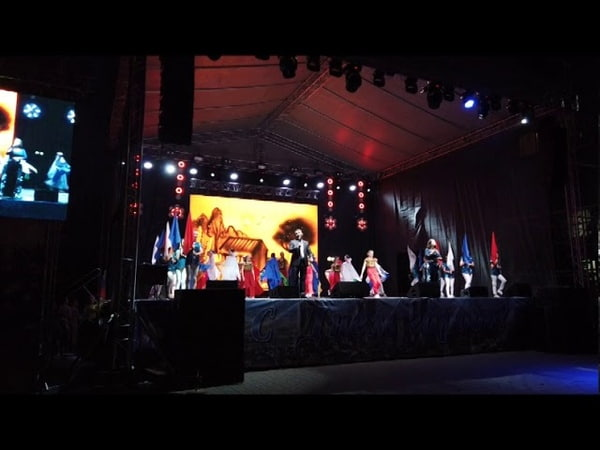 День Города Батайск 250 лет!! Алёна Шарапова Гимн Батайска