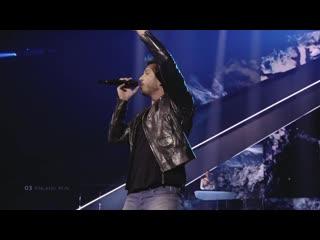 Finland live darude feat. sebastian rejman look away first semi-final eurovision 2019 евровидение финляндия 1 полуфин