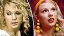 Taylor Swift Music Evolution 2004 2019 Updated