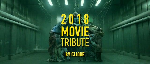 2018 MOVIE TRIBUTE