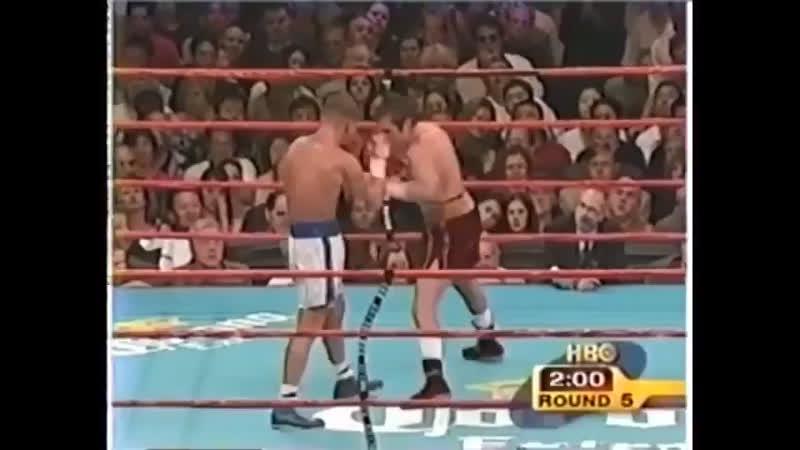 De La Hoya vs Gatti ⚡️