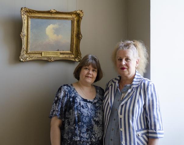 Ольга и Светлана, смотрительницы