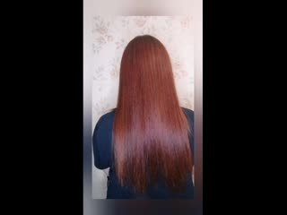 Кератиновое выпрямление 💣💣💣Настоящее спасение для кудрявых ,пушистых и пористых волос 👍Состав смыт 💣Идеальное выпрямление и бл