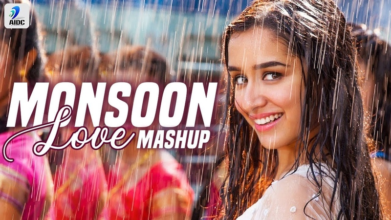 Monsoon Love Mashup   2019   Parth Dodiya   Mashup   Romantic Rain Mashup 2019   Mashup 2019