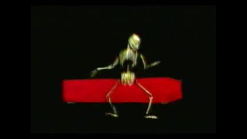 Jordi Bertran El esqueleto heavy TVE 1988 Viaje con nosotros