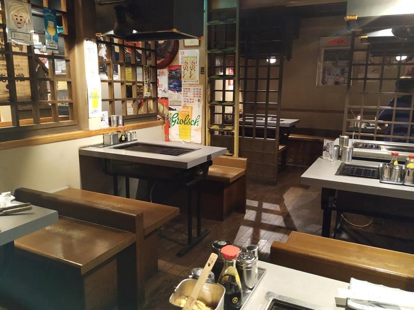 Ресторан Dekunobou (район Тиёда, Токио)