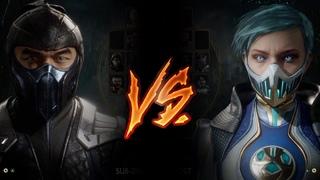 Mortal Kombat 11 - Sub-Zero Vs. Frost (VERY HARD)