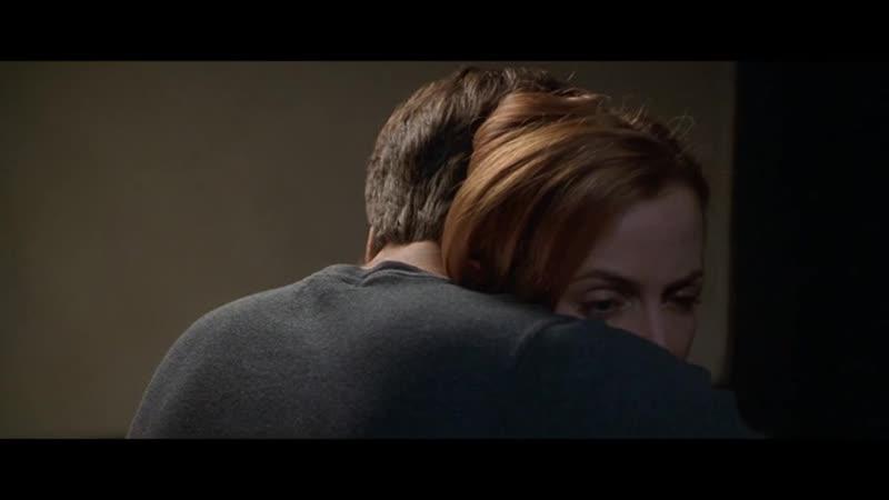 Вырезанный поцелуй Малдера и Скалли из фильма Секретные материалы_ Борьба за буд