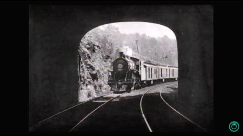 Исчезновение поезда.Путешествие во времени и в пространстве.